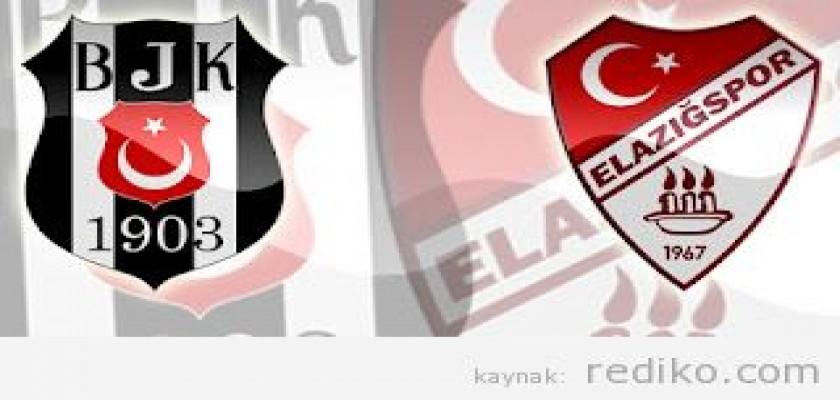 Beşiktaş 3-0 Elazığspor Maçı Golleri Özeti İzle 17.09.2012