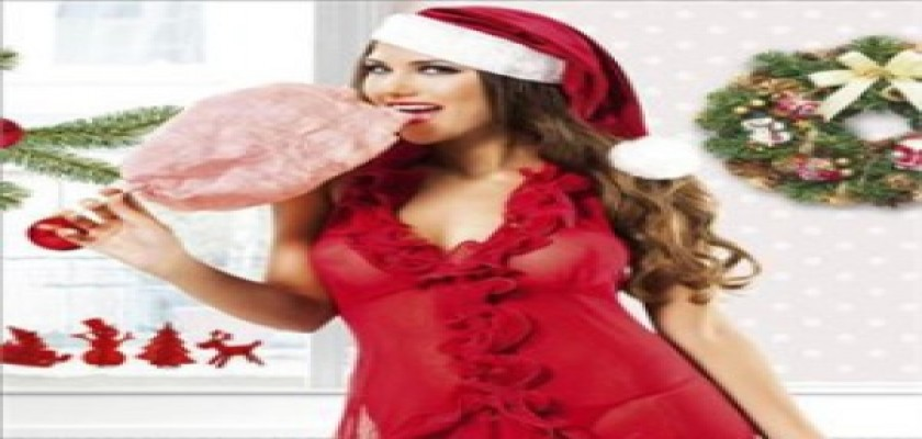 2013 Yılbaşı Kırmızı İç Çamaşırı Modelleri