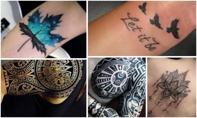 Alanya Tattoo Desing