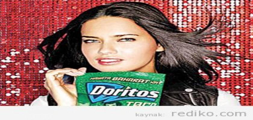 Adriana Lima'lı Yeni Doritos Reklamı