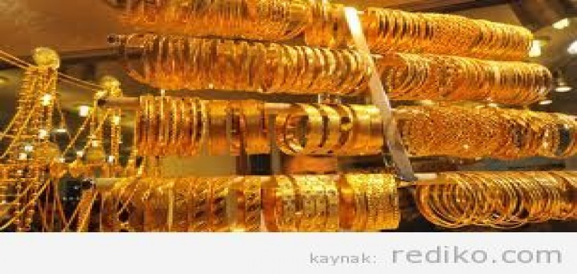 Altın Fiyatları 04 - 05 Eylül 2012