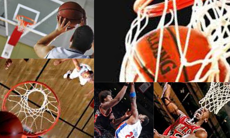 İstanbul'da Basketbol Oynanacak Sahalar