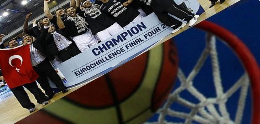 Basketbolda Eurochallenge Kupası Heyecanı