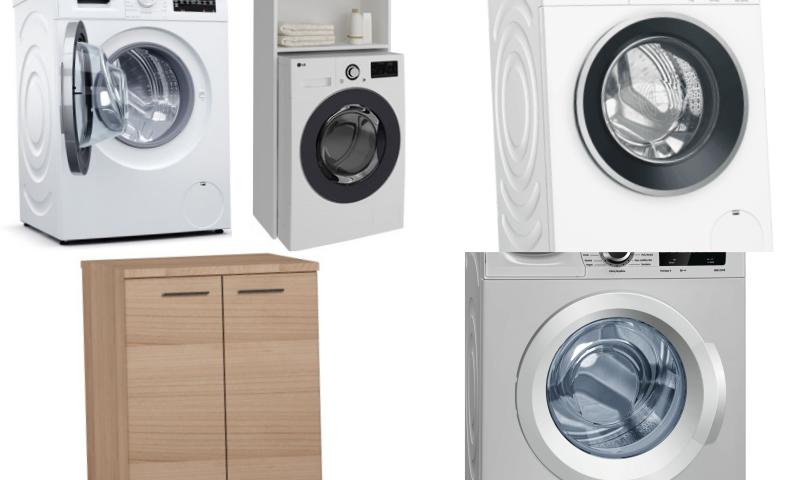 Çamaşır Makinelerinin Üstü Ölü Alan Olarak Kalmayacak