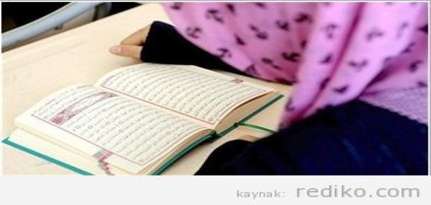 Okullarda Okutulacak Kuran Dersi Hakkında (Kuran Dersi Müfredatı)