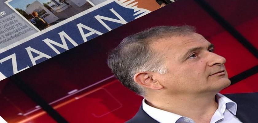 Zaman Gazetesi Genel Yayın Yönetmeni Ekrem Dumanlı İstifa Etti