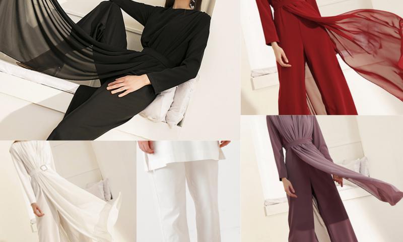 Modern, Elegan ve Çarpıcı Modeller