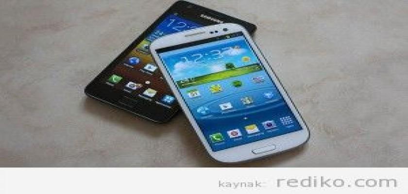 Samsung Galaxy S2-S3 Batarya Problemi Hakkında
