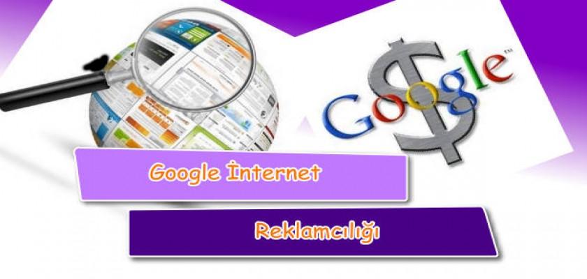 Google İnternet Reklamcılığı
