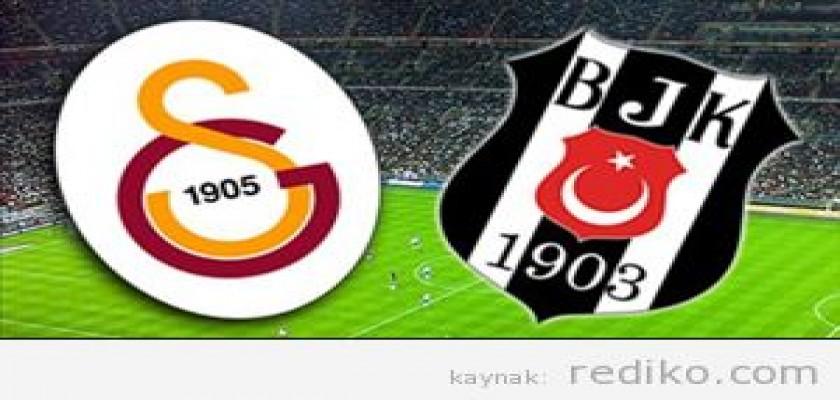 Büyük Derbi 26 Şubat Galatasaray Beşiktaş