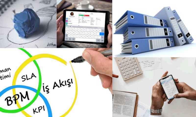 SAP Belge Arşivinin Özellikleri