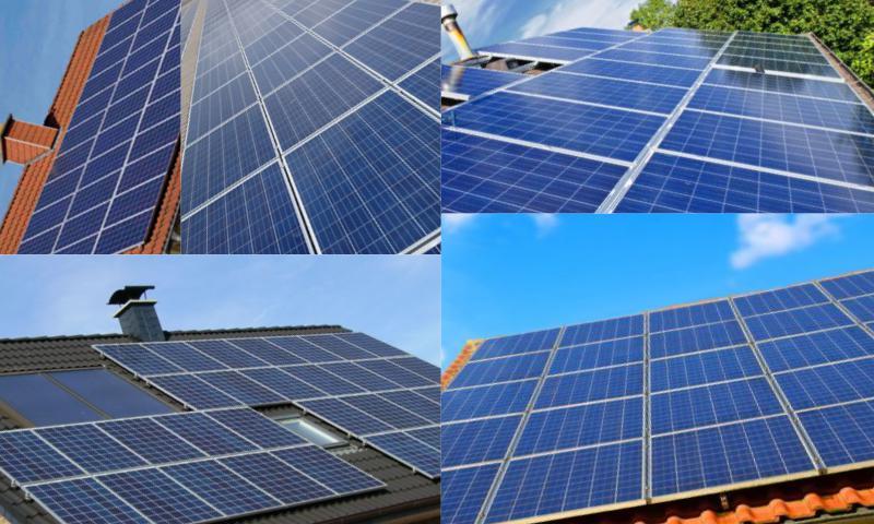 Solar Güneş Panellerinin Elektrik Üretmesi