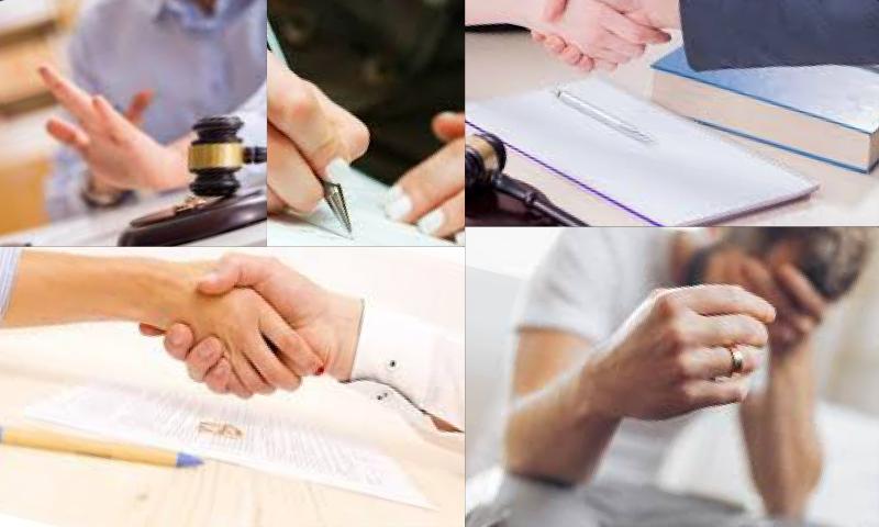 Anlaşmalı Boşanma Davası Şartları