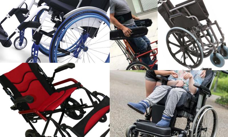 Tekerlekli Sandalyelerin Teknik Özellikleri