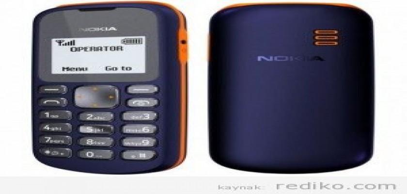 Teknolojide Geriye Doğru - Nokia 103 (16€)