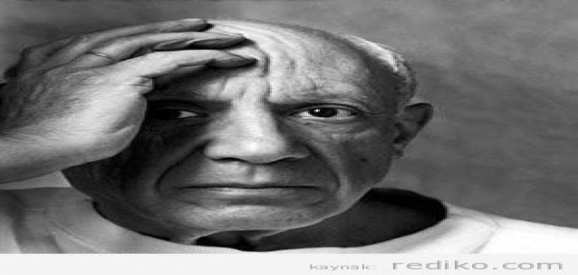 Picasso Pablo'nun Hayatı