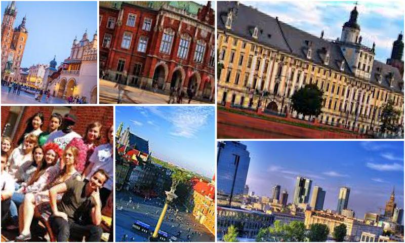 Polonya'da Yabancı Dil Eğitimi Almanın Avantajları