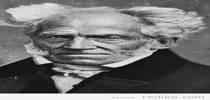 Schopenhauer Arthur'un Hayatı