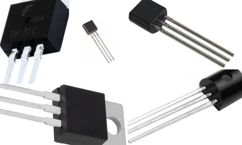 Transistör Cihazlarının Kullanım Alanları