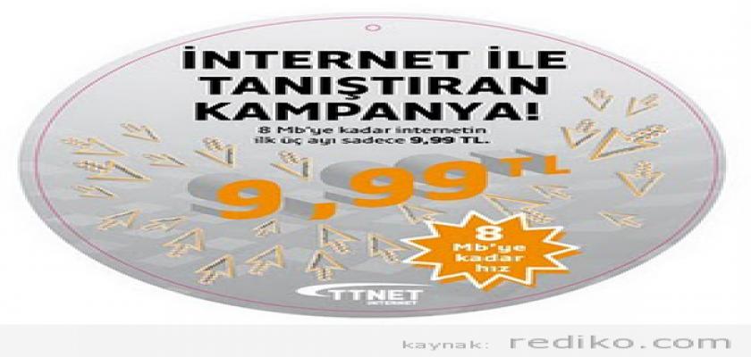 Ttnet'in 8 Mbps Limitsiz Adsl2+ Tarifesinin Ayrıntıları