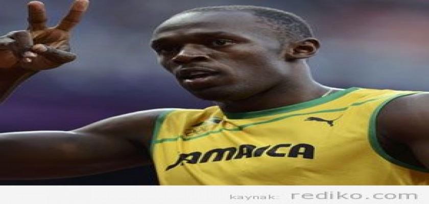 Usain Bolt'tan Yeni Rekor! (9.63 Saniye/100 Metre)