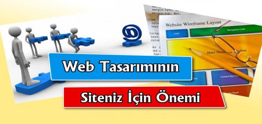 Web Tasarımın Siteniz İçin Önemi